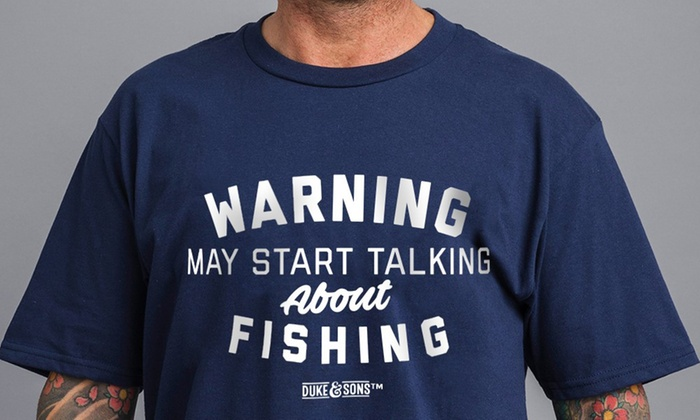 fishing t shirts uk