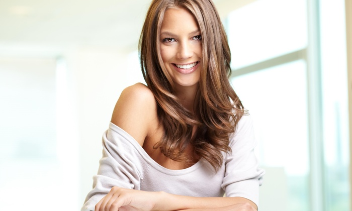 Gallery Hair Studio - Sterling Heights: Haircut, Highlights, and Style from Gallery Hair Studio (50% Off)