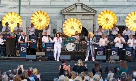 """Bigband Fink & Steinbach mit """"Let me entertain you"""" am 5. Juli im Brunnenhof der Residenz München (bis zu 43% sparen)"""