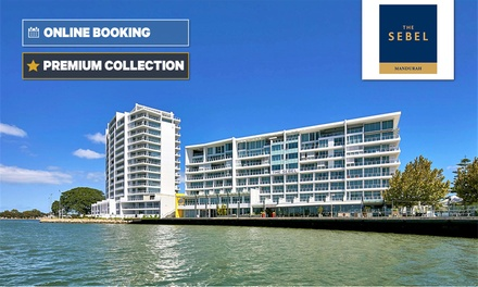 Mandurah: 2 Nights for Two with Gift Pack, Late Check-Out and Optional Water View at The 4* Sebel Mandurah