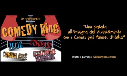 Comedy Ring, Bologna