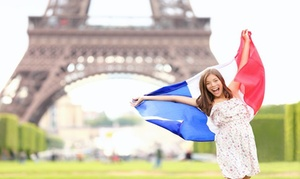 Drapeau français de supporters
