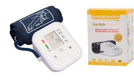 Tensiomètre automatique de bras, moniteur de tension artérielle