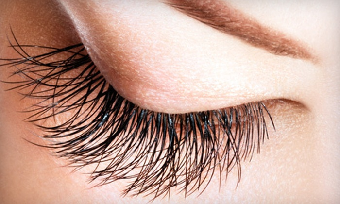 Blink Beautique Salon & Spa - Maillardville: $39 for a Partial Set of Eyelash Extensions with Eye-Makeup Remover at Blink Beautique Salon & Spa ($79.99 Value)