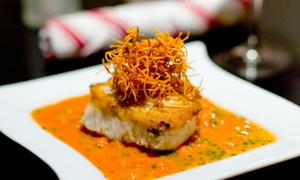 Six Plates Wine Bar: $9 for $20 Worth of Upscale Small Plates and Non-Alcoholic Drinks at Six Plates Wine Bar in Durham