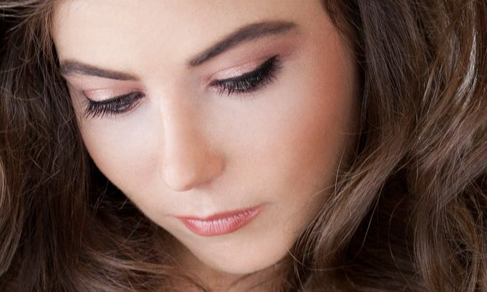 Desiree McFarlin at Salon Kleio - Norman: Full Set of Regular or Faux-Mink Lash Extensions with Fill from Desiree McFarlin at Salon Kleio (Up to 76% Off)