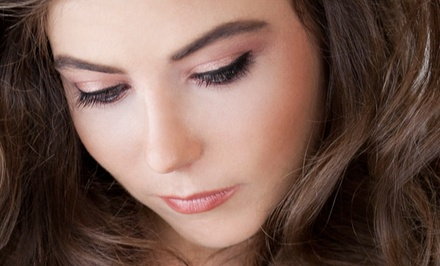 Full Set of Regular or Faux-Mink Lash Extensions with Fill from Desiree McFarlin at Salon Kleio (Up to 76% Off)