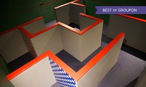 GoQuest: Indoor Challenge Zone for Three, Four or Five at GoQuest (39% Off)