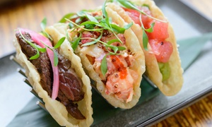 50% Off Food and Drinks at Kapow! Noodle Bar at Kapow Noodle Bar , plus 6.0% Cash Back from Ebates.