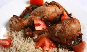 Island Vibes: $8 Off $15 Worth of Caribbean Cuisine