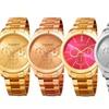 Women's Akribos XXIV AK952 Stainless Steel Bracelet Watch