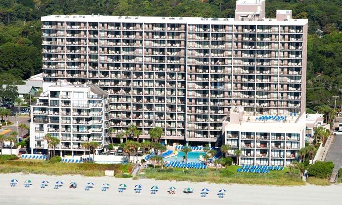 Myrtle Beach Oceanfront Hotels Priceline