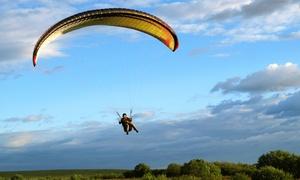Parapente Baires: $599 en vez de $1200 por vuelo de bautismo en parapente + fotos en Parapente Baires