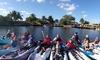 Up to 50% Off Kayak Rental at Sunrise Paddleboards and Kayaks
