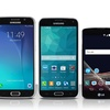 Samsung and LG Phones with Free 4G LTE Service (Refurbished B-Grade)