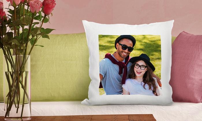 Printerpix: Una o 2 federe per cuscino personalizzabili con colori ad alta definizione da PrinterPix (sconto fino a 68%)