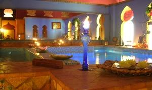 HAREM DEL BENESSERE: Percorso spa di coppia a scelta con hammam e massaggio da Harem del Benessere (sconto fino a 80%)