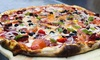 Up to 35% Off Italian-American Food at Capos Pizza