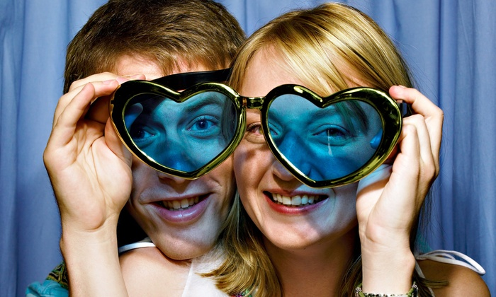 Music 4 Life - Chicago: Three-Hour Photo-Booth Rental from Music 4 Life (Up to 64% Off)