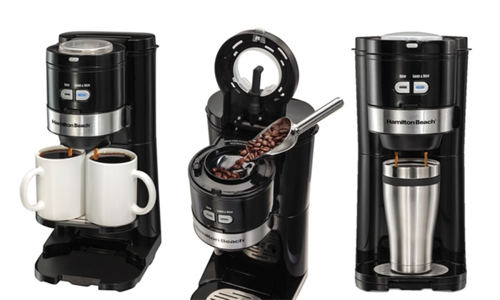 Hamilton Beach Coffeemaker Groupon Goods