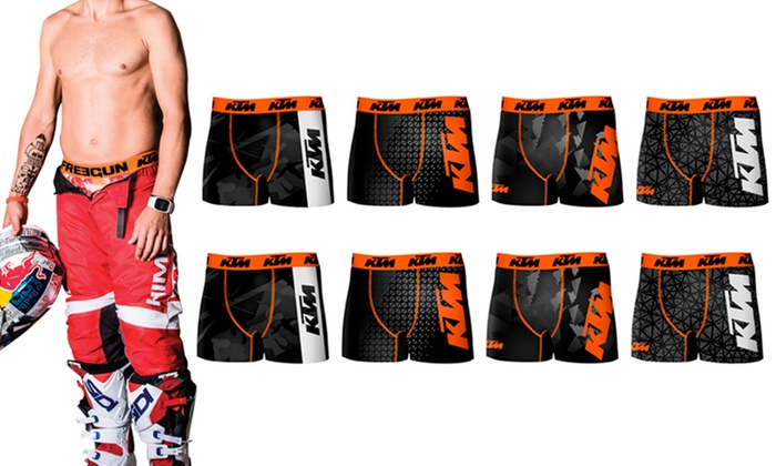 Ktm Boxer Shorts