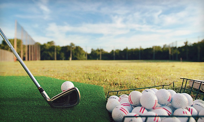 The Effortless Golf Center - Fort Mill: One or Four Couples Golf Lessons with Range Balls at The Effortless Golf Center (Up to 57% Off)