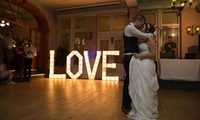 Wedding Package for 50 Day and 70 Evening Guests at Hotel Victoria