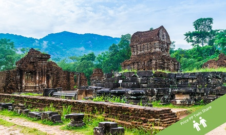 Vietnam + Cambodia: From $1,149 PP (+ US$17PP Surcharge) for a 14-Day Tour and Halong Bay Cruise with Getaway Hanoi