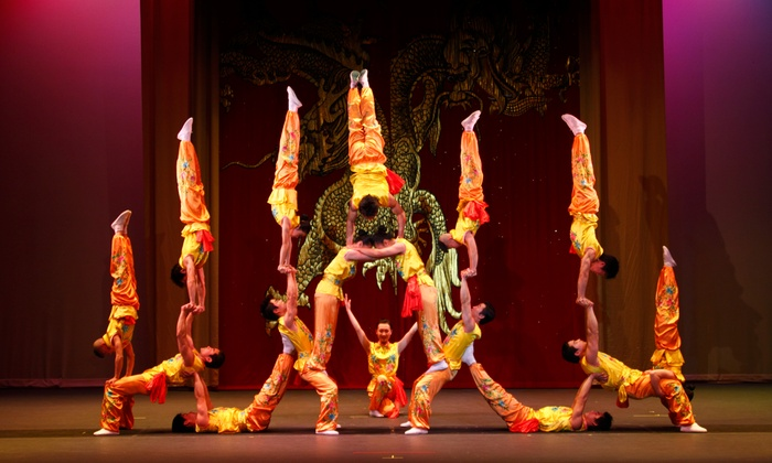 The Peking Acrobats -  Brown Theatre: The Peking Acrobats at The Kentucky Center for the Performing Arts on February 13 (Up to 51% Off)