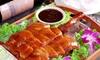 Bis zu 42% Rabatt auf Restaurantessen bei Asia Choice