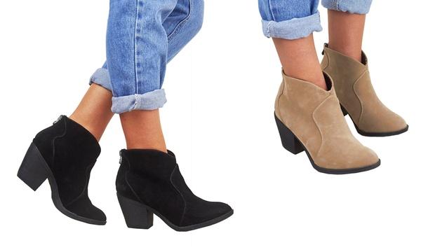 Women's Blowfish Ankle Boots