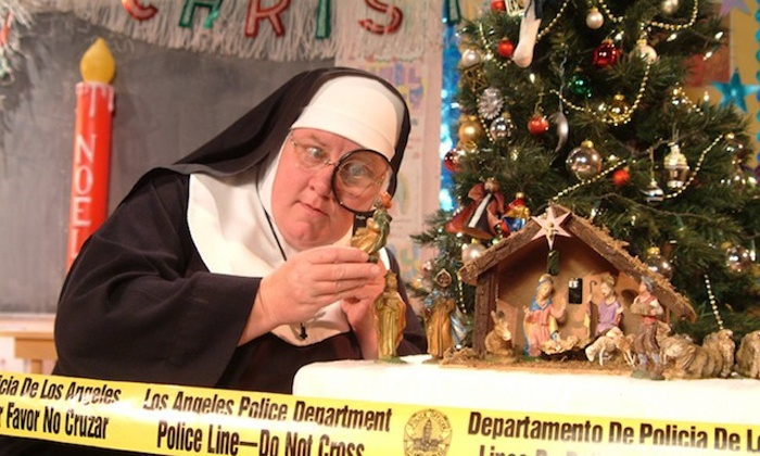 """Sister's Christmas Catechism: The Mystery of the Magi's Gold"" - City Theatre: $31 to See ""Sister's Christmas Catechism: The Mystery of the Magi's Gold"" on December 1–8 (Up to $48.80 Value)"
