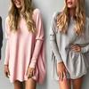 Oversize-Pullover für Damen