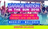 Festivus Ltd - Mambo's: Garage Nation In The Sun, Gold, Silver or Full-Day Pass, 14 - 19 June, Mambo's, Calvia Magaluf, Spain (Up to 35% Off)
