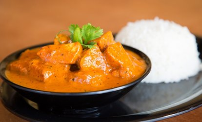 40% Off Food and Drink at Tarka Indian Kitchen