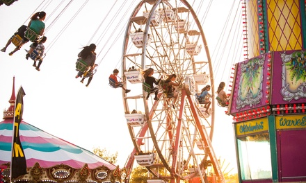 $23 for Single-Day General Admission for Two to The Ostrich Festival on March 8–10 ($30 Value)