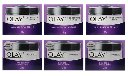 $29.95 for a Choice of Three Age Defying Creams 50ml (Don't Pay up to $65.67)