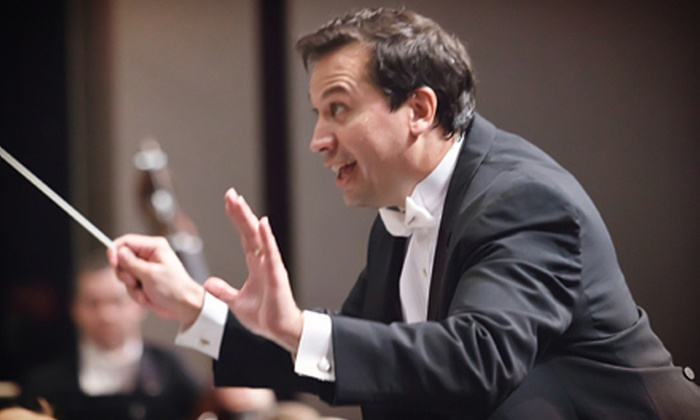 Wichita Symphony Concert - Downtown Wichita: $25 to See the Wichita Symphony Orchestra on October 27 or 28 ($49 Value)