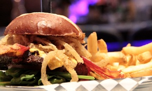 Mad Hatter: American Dinner or Lunch at Mad Hatter (Up to 50% Off). Five Options Available.