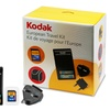 Kodak European Travel Kit with SD Card, Bag, and Power Plugs