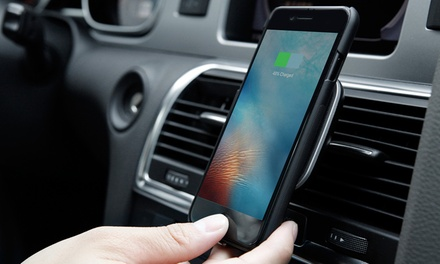 Nillkin Magnetic QI Wireless Charging Pad and Mount from AED 89