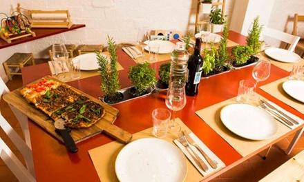 Menú libanés para 2 o 4 personas con entrantes, principal, postre y bebida desde 22,95 € en Summak