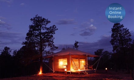 Flinders Ranges: 2 or 3 Nights for Two People with Breakfast, Late CheckOut and Wine at Wilpena Pound Resort