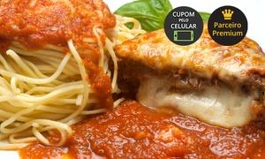 Restaurante Macarronada Italiana Kobrasol: Macarronada Italiana Kobrasol – São José: jantar com rodízio de massas para 2 pessoas