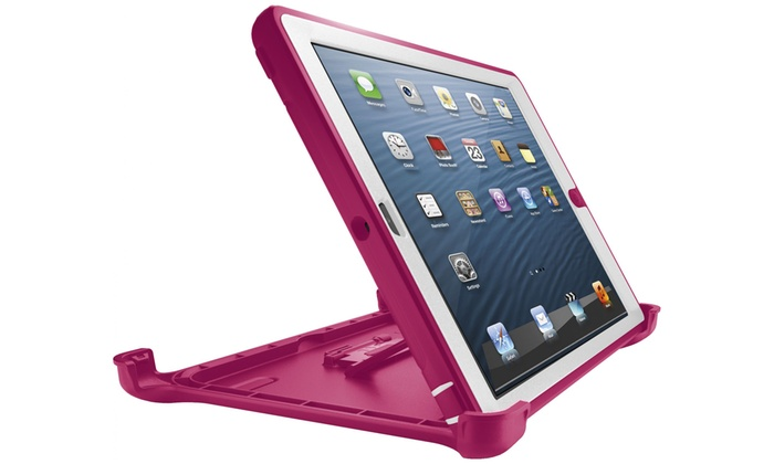 Janod 3D Chunky Puzzles: OtterBox Defender iPad Air Case