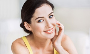 Just for You: Microdermabrasion and LED Therapy - One ($45), Two ($75) or Three Visits ($105) at Just For You (Up to $381 Value)
