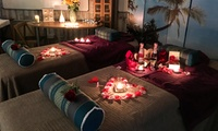 60- or 90-Minute Massage or Two-Hour Pamper Package for Two at Wellnesscity Holistic Spa Academy (Up to 55% Off)
