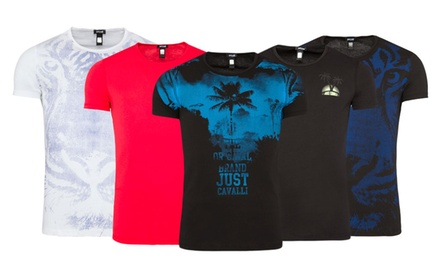 Camiseta para hombre de la marca Just Cavalli