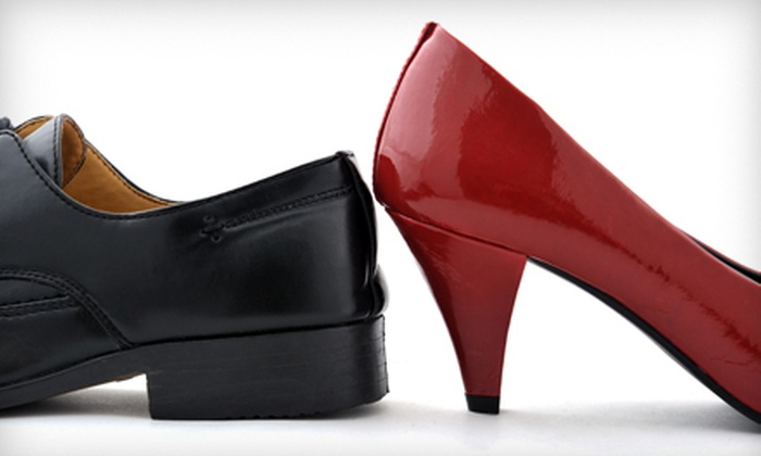 The Shoe Fits - Greenbriar: $30 for $60 Worth of Shoes and Orthopedic Footwear at The Shoe Fits