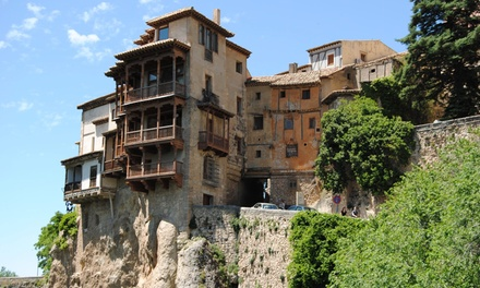 Cuenca: habitación doble para 2 personas con desayuno o media pensión y opción a actividad en Hotel Valmar